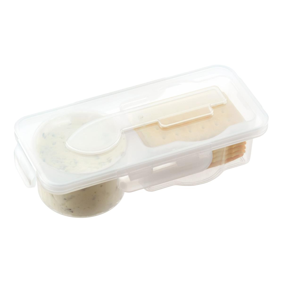 Cracker & Spread Container