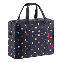 reisenthel Black Multi Dots Bag