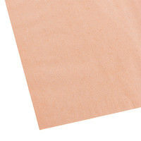 Kraft Waxed Tissue Sheets