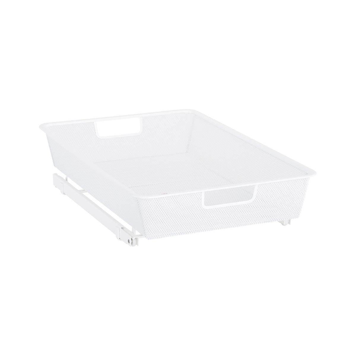 24a695ddbd7 White Mesh Food Storage   Lid Organizers