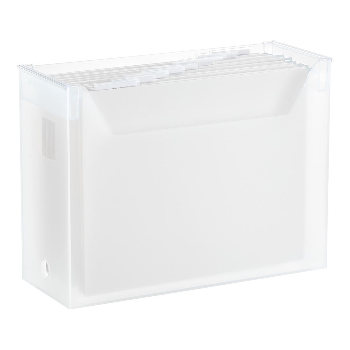 Clear Like-it Hanging Desktop File