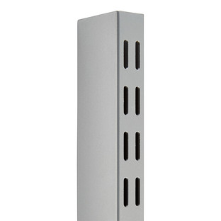 Platinum Elfa freestanding Uprights