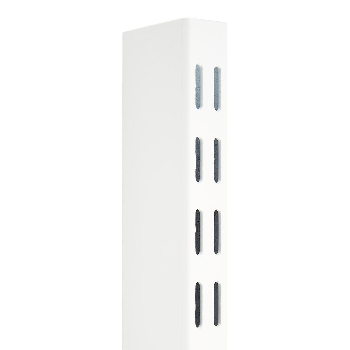 White elfa freestanding Uprights