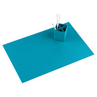Bigso Turquoise Stockholm Desk Pad