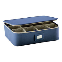 Blue Cup/Mug Storage Case