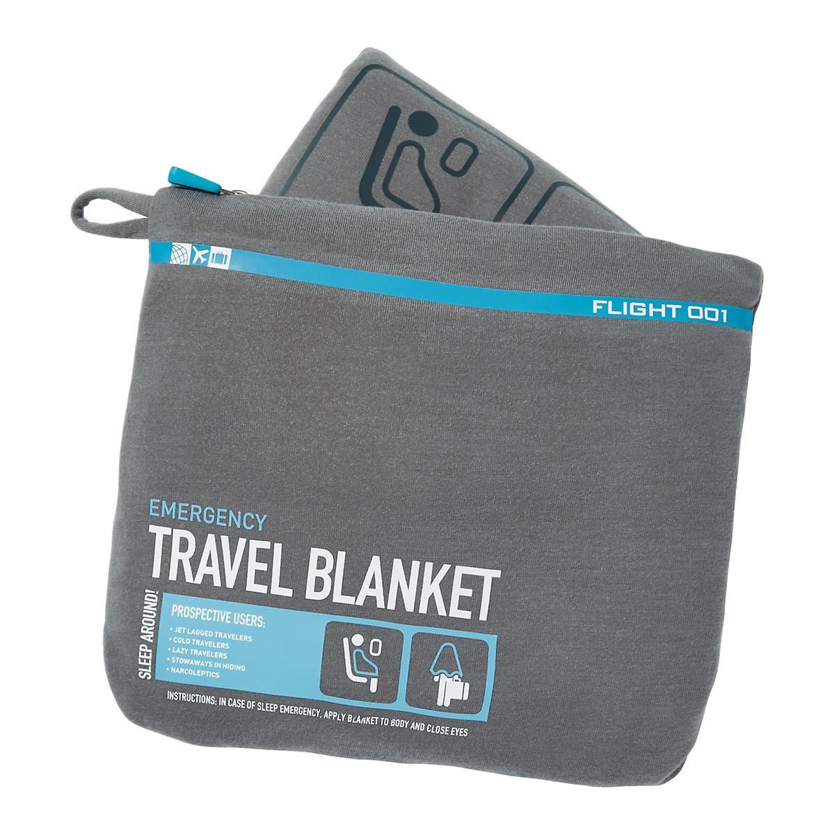 Flight 001 Emergency Travel Blanket The Container Store