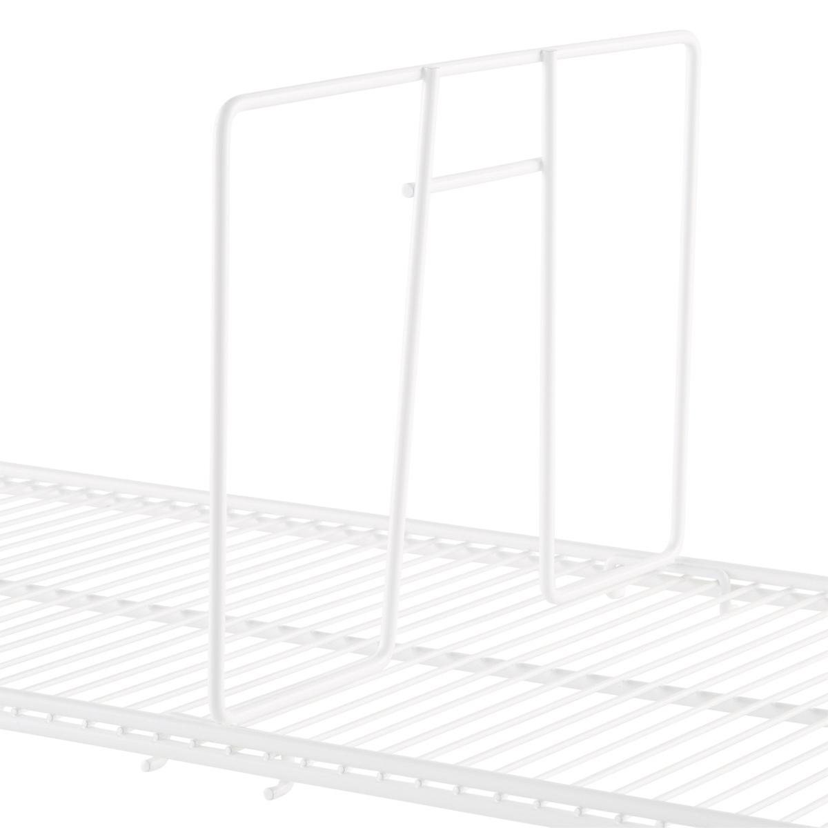 Wire Shelf Divider