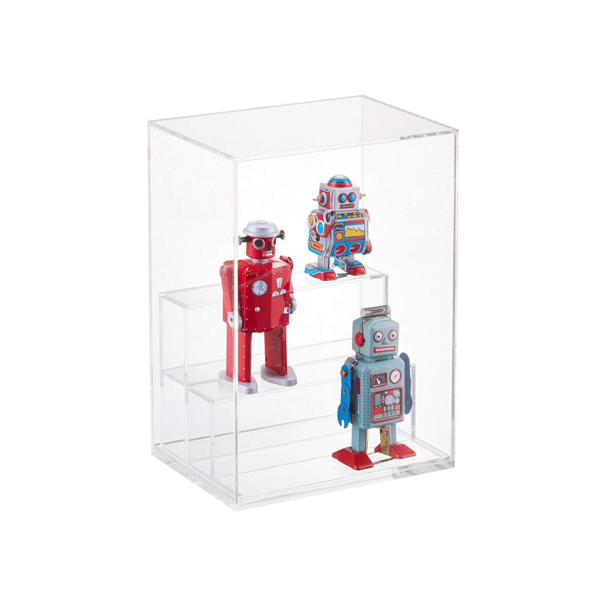 Small Modular Acrylic Premium Display Case