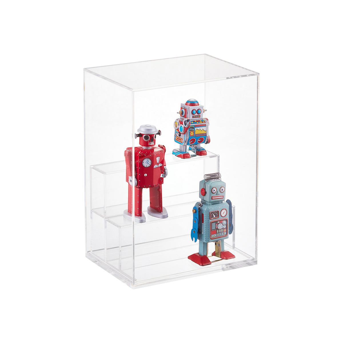 Small Modular Exhibition Stands : Small modular acrylic premium display case the container