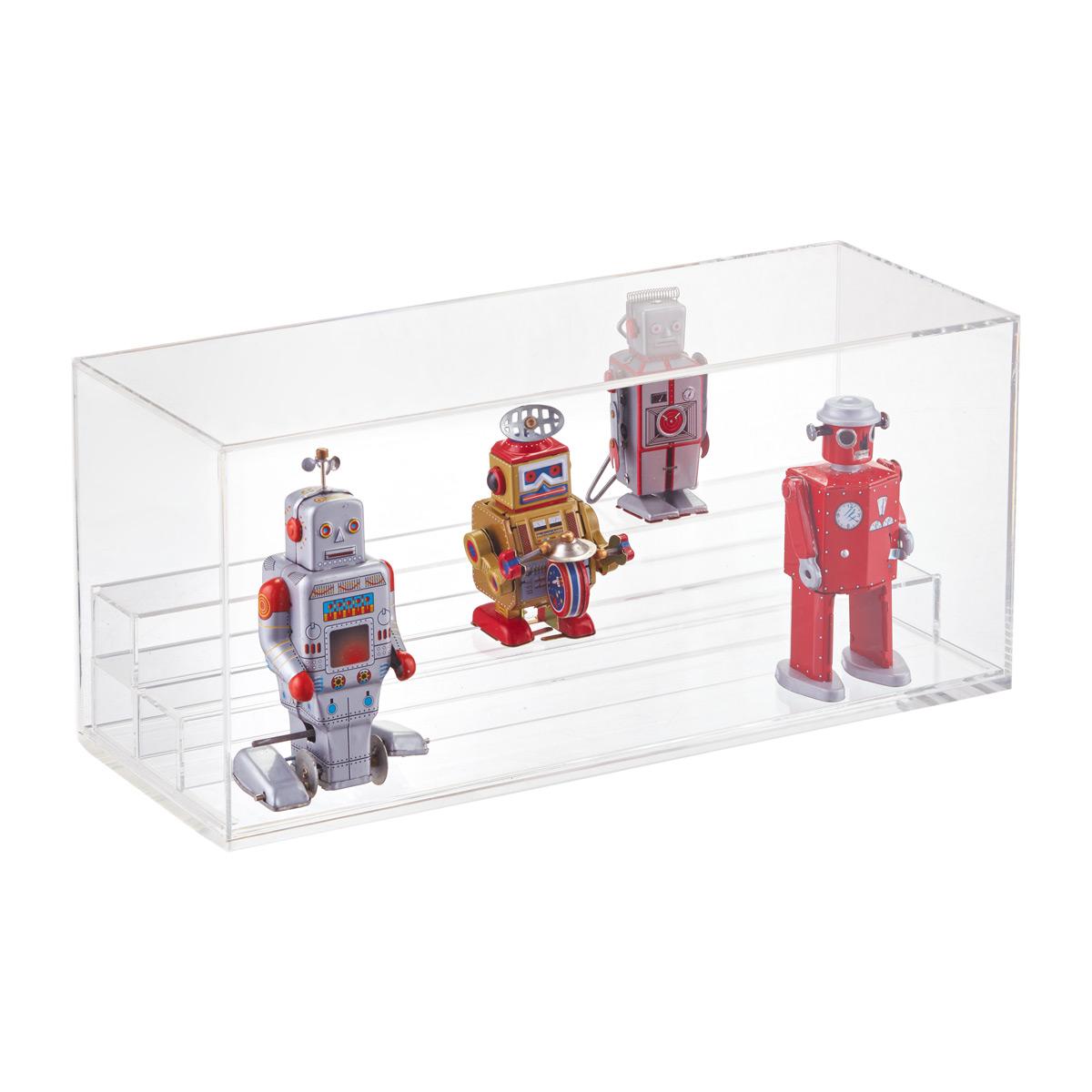 Medium Modular Clear Acrylic Premium Display Case
