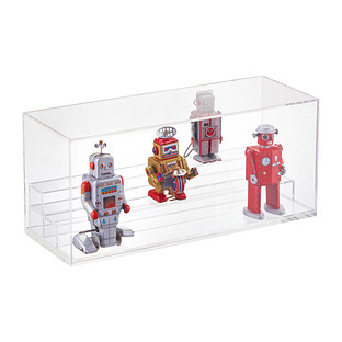 Medium Modular Clear Acrylic Premium Display Case