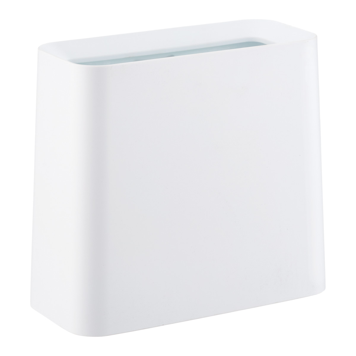 White Rectangle Tubelor High Grand Wastebasket