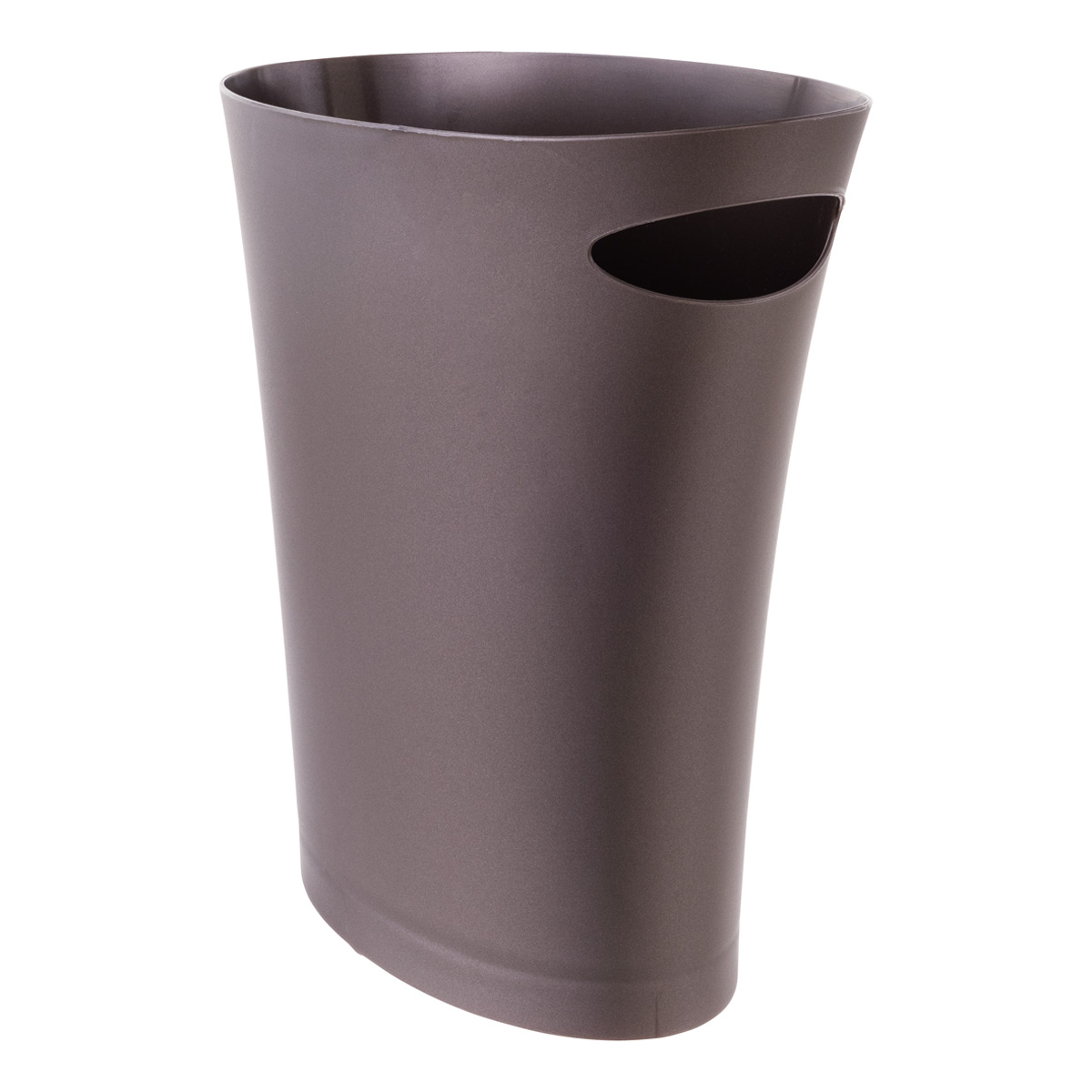 Umbra Champagne Skinny Trash Can