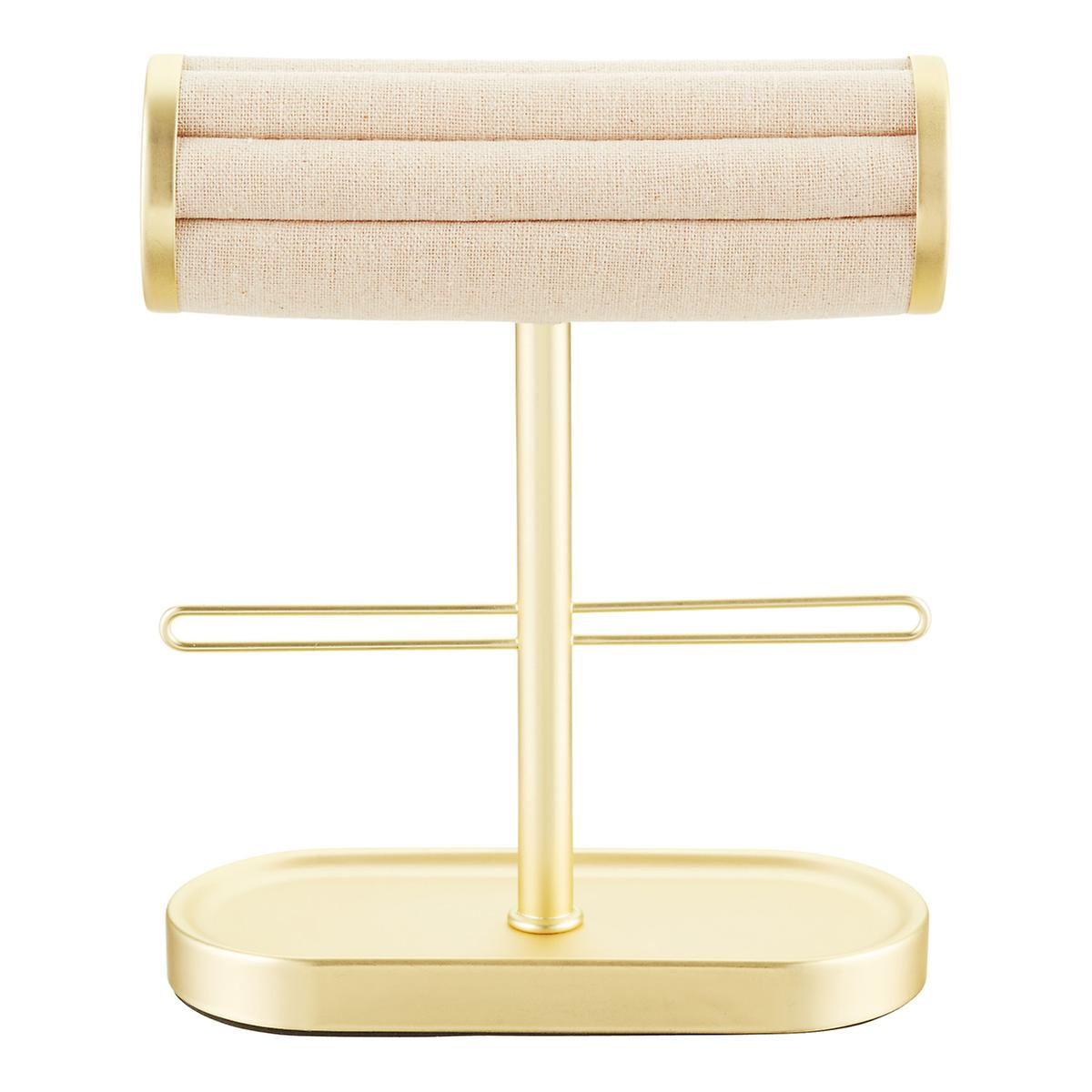 Umbra Gold Circa Bracelet &Amp; Ring Holder by Container Store