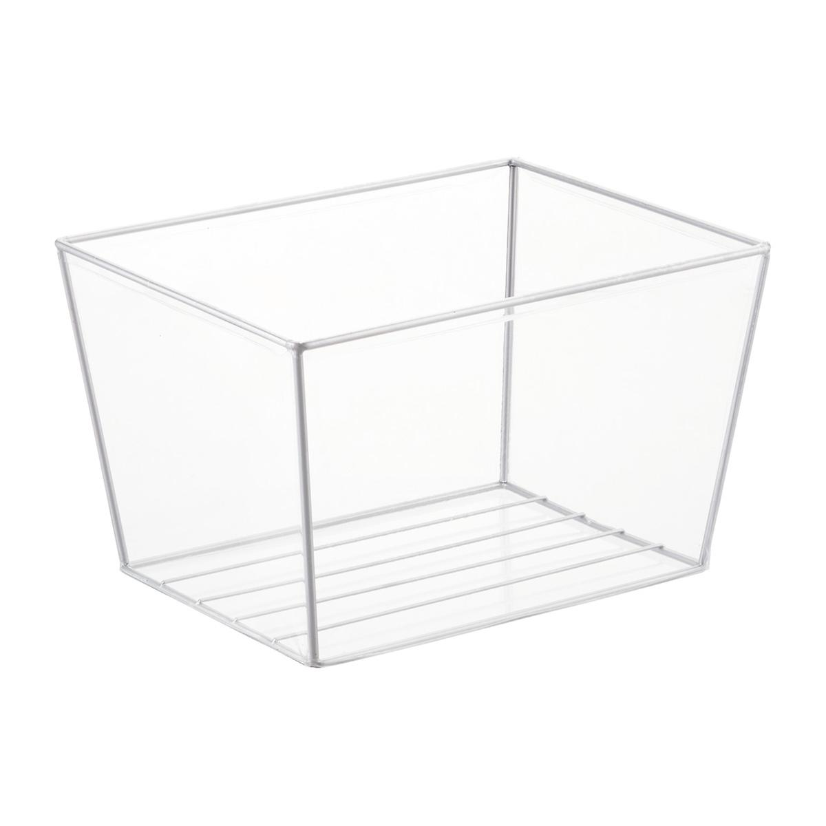 Clear Lookers Bins The Container Store