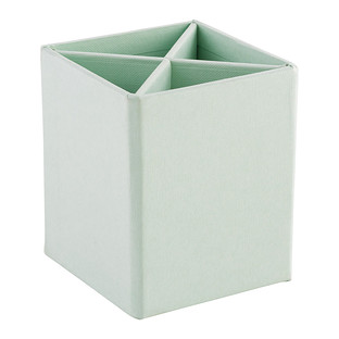 Bigso Mint Stockholm Divided Pencil Cup