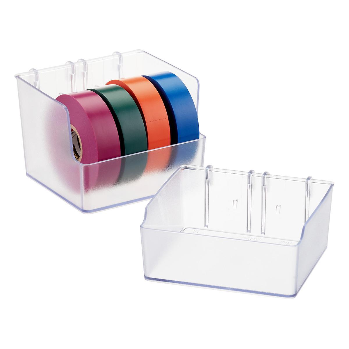 Elfa Utility Pegboard Boxes