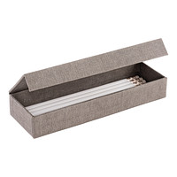 Bigso Grey Marten Magnetic Pencil Box
