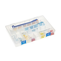 40-Compartment Box with Dividers