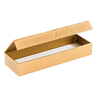 Bigso Gold Stockholm Magnetic Pencil Box