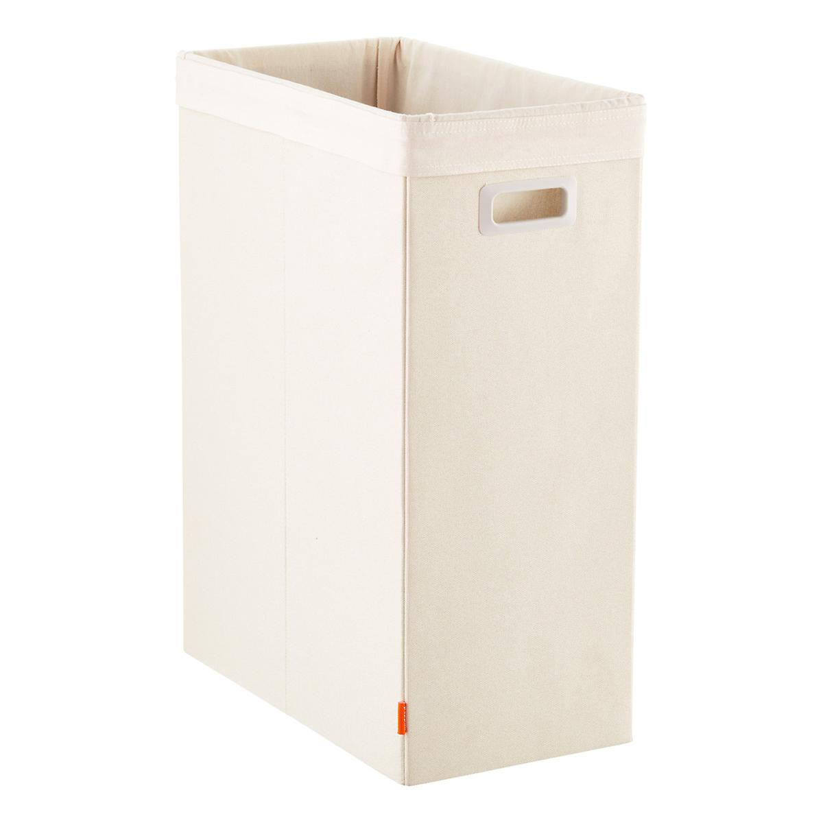 Linen Poppin Laundry Hamper With Lid The Container Store