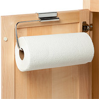 Stainless Steel Over the Cabinet Paper Towel Holder
