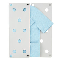 Grey FlipFOLD Laundry Folder