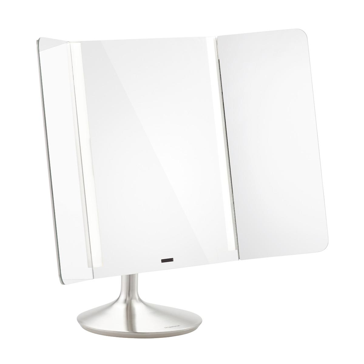 simplehuman 1X Wide-View Vanity Pro Makeup Mirror