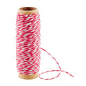 Pink & White Baker's Twine