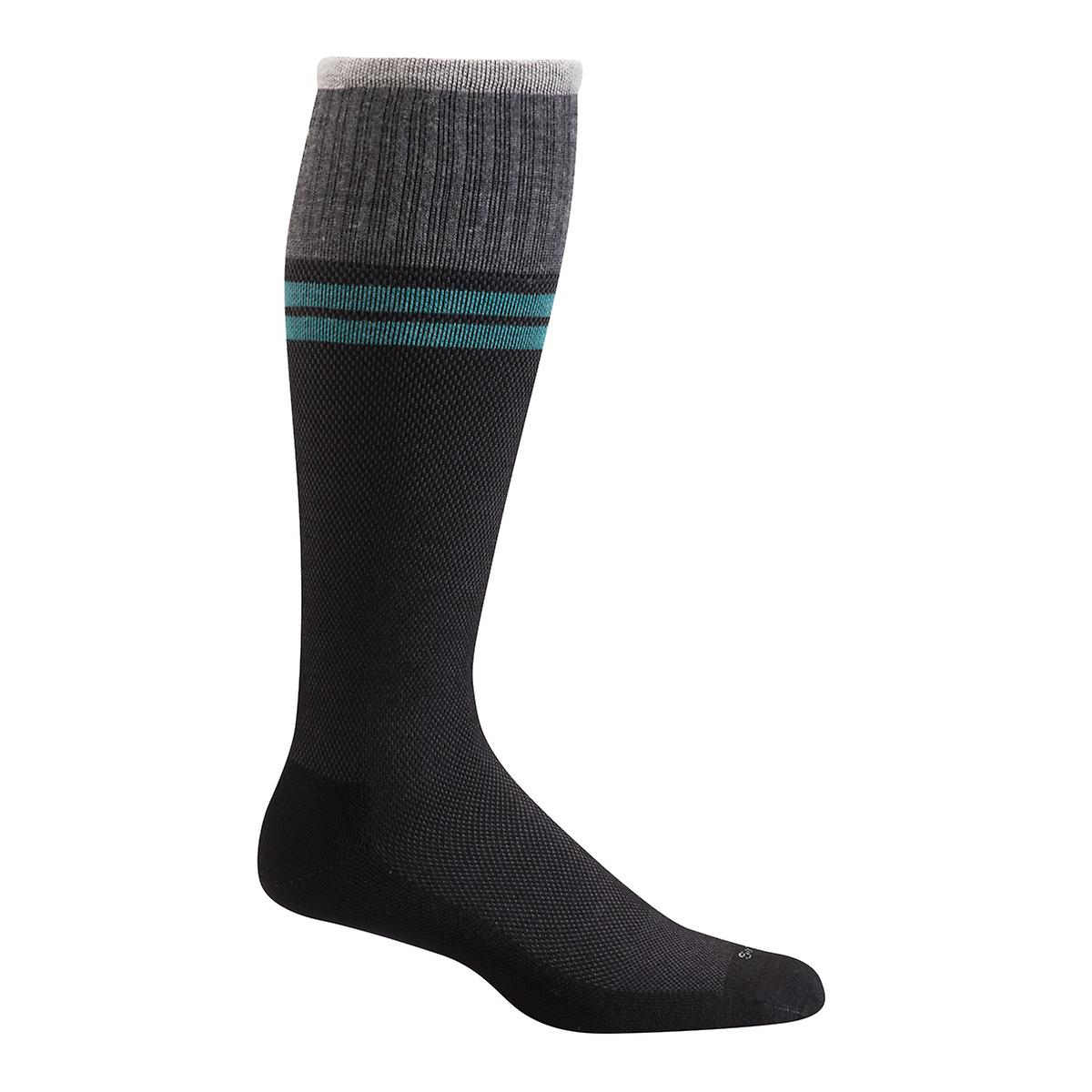 Large/X-Large Black Sportster Compression Socks