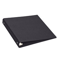 Bigso Classic Graphite Stockholm Binder