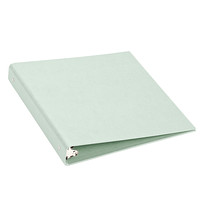"Bigso Mint Stockholm 1"" Three-Ring Binder"