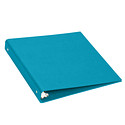 Bigso Turquoise Three-Ring Binder