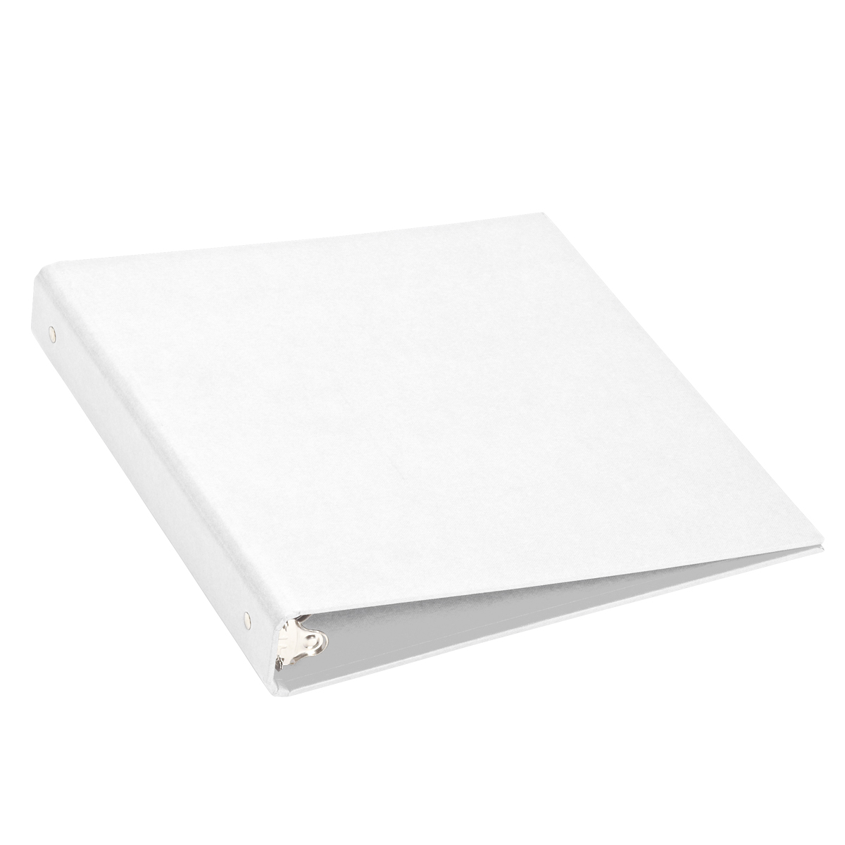 Bigso Classic White Stockholm Binder