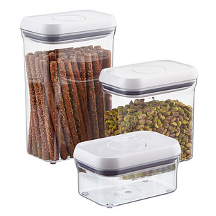 OXO Good Grips Rectangular POP Canisters