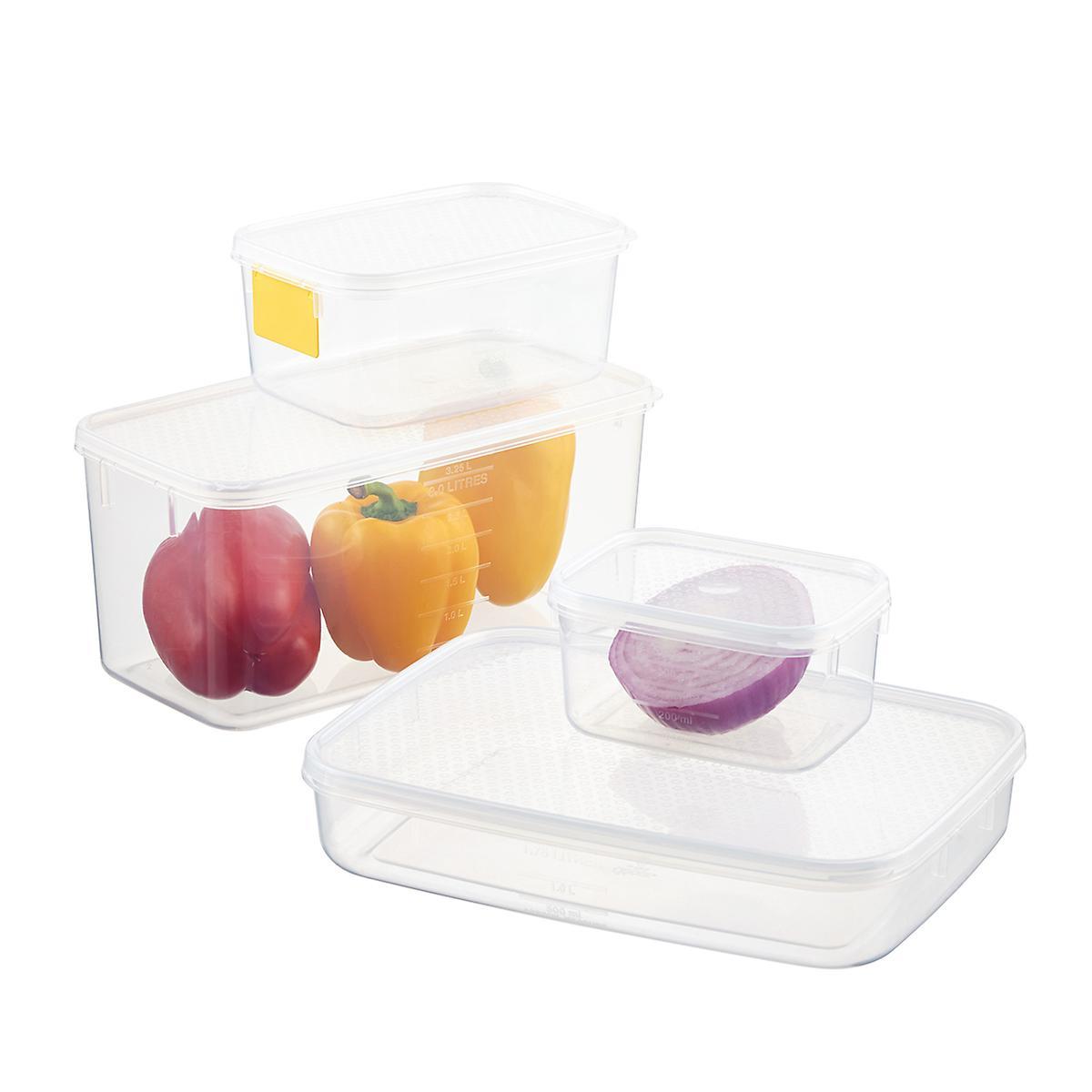 Tellfresh Oblong Food Storage