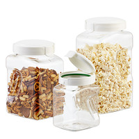 Rectangular Snapware Containers