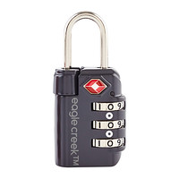 Eagle Creek Black TSA Travel Safe Lock