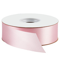 Pink Bulk Satin Ribbon