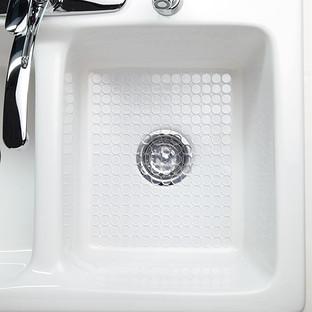 InterDesign Clear Circo Sink Mat