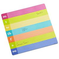 Lulalu Weekly Notepad