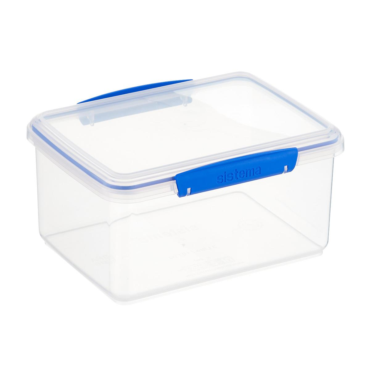 Rectangular Klip It Food Storage The Container Store