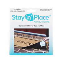 Outdoor Stay in Place Rug Tabs