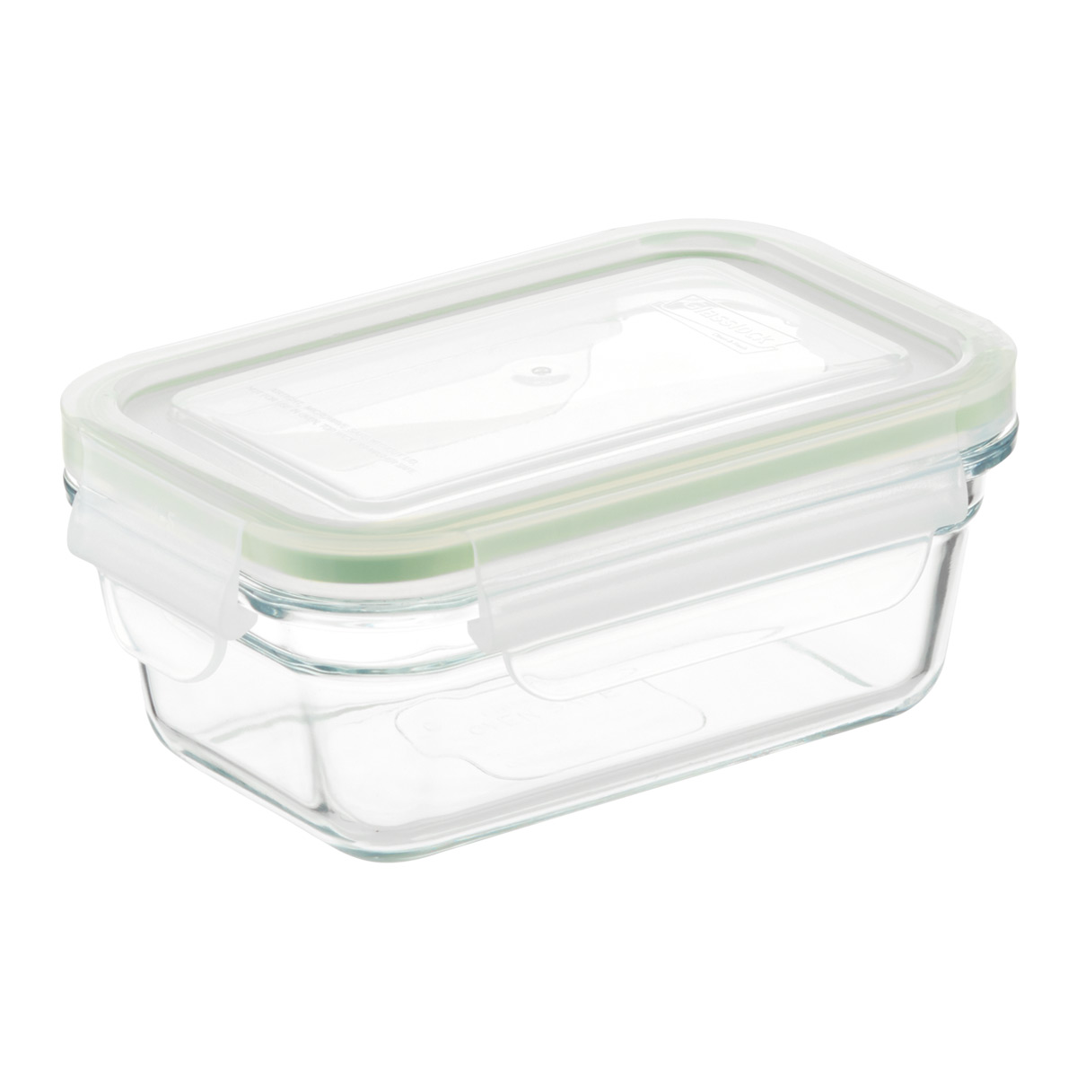 Roll over to zoom  sc 1 st  The Container Store & Glasslock Rectangular Food Containers with Lids | The Container Store