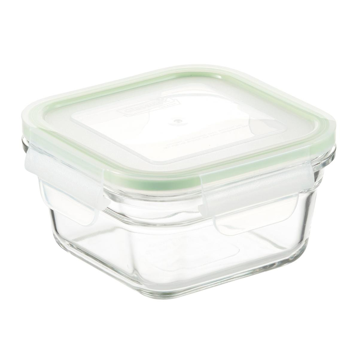 kitchen glass storage containers glasslock square food containers with lids the container 4915