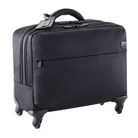 Lipault Black 4-Wheeled Paris Business Case