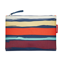 reisenthel Artisan Stripe Zippered Pouch