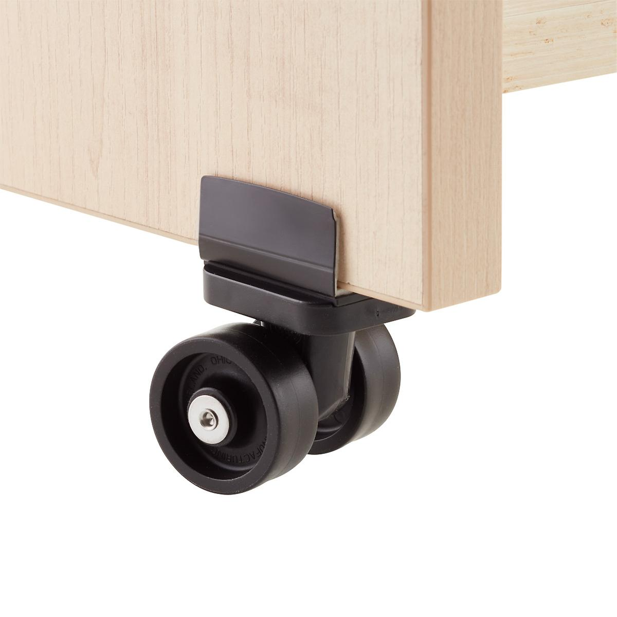 Self-Adhesive Swivel Wheels