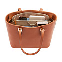 Travelon Tan RFID-Blocking Purse Organizer
