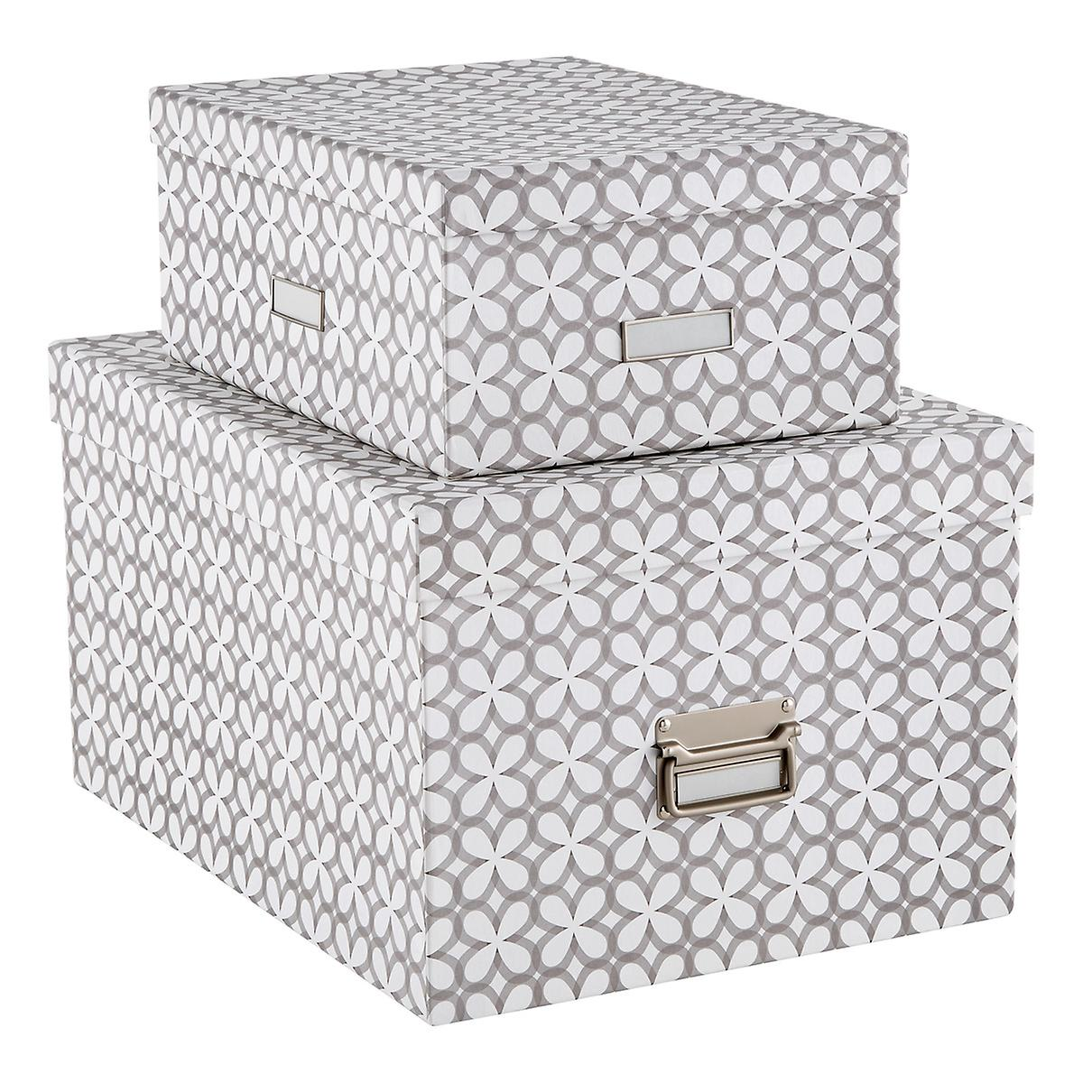 Our Milano Graphic Bigso Storage Boxes